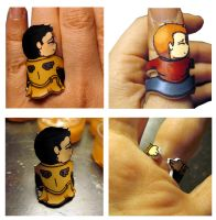 Castiel Ring by otterling