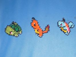Kanto Starters ... Again by Searaph