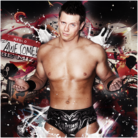 AWESOME MIZ by XxJer3mxX