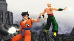 MMD - pose fight 05 by CogetaCats