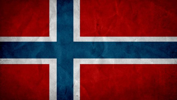 Norway Grunge Flag by SyNDiKaTa-NP