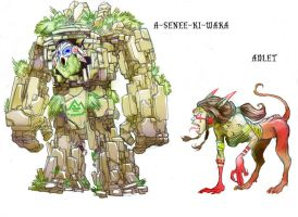 Concepts for Sacred Seasons 06 by Nezart