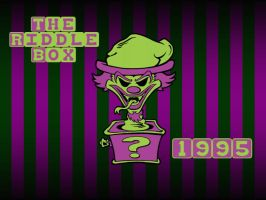 The Riddle Box by XRayTheClown