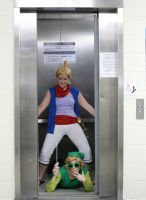 Oppan Waker Style by BleachcakeCosplay