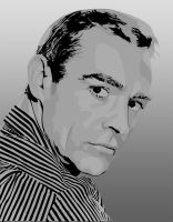 Sean Connery by Mnollock