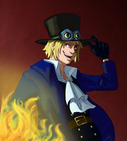 Sabo lol by Gbtz007