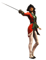 AC3 Multiplayer Character: RedCoat by InsanezillaXXXL