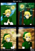 Link looses the plot... by joeywaii
