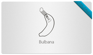Bulbana Logo by bisiobisio