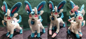 [PLUSHIE] Shiny Sylveon SOLD
