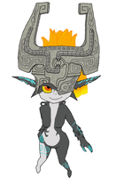 Midna by Aleitheo