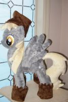 In the works...Derpy Hooves With Bags In Minky! by ponypassions