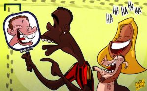Cassano sees himself in Balotelli by OmarMomani