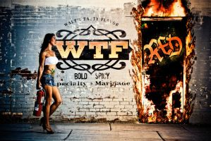 WTF Red 036 by redvideo