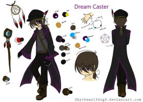 Dream Caster Derpy Ref by Skythewolfdog9