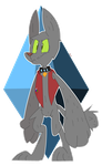 Rover The Diamond Dog by Dizzee-Toaster