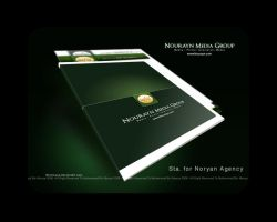 Nourayn folder design by BinMousa