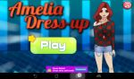 Amelia Dress-Up Android game by LoversHorizon
