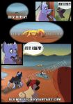 Comic_ first page by blowber