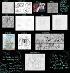 ART SUMMARY 2015 (sort of, and huge!) by pika