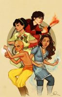 The Last Airbender by joshcmartin