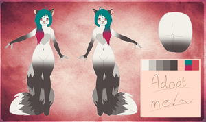 Red Panda Adopt: PayPal Auction CLOSED by Osolito