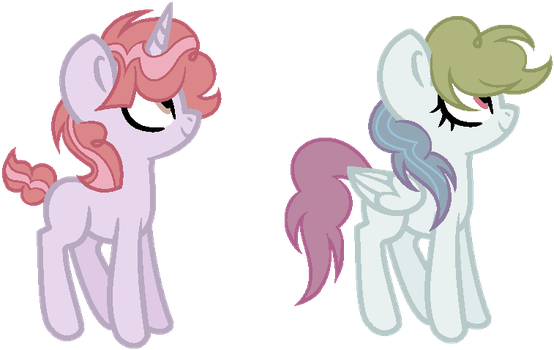 Svengallop Ships by wolfiefox27