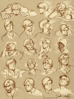 Cyrus expression sheet 2015 by Rynnay