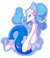 Primarina by Thoughts-and-Bubbles