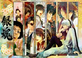 Gintama by eagiel