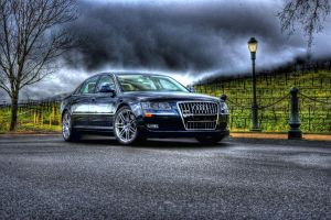 Audi A8 W12 HDR by ROM1GTO