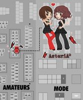 Japan Expo - Asteria's place by Moemai