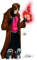 Gambit by MechaSoldier