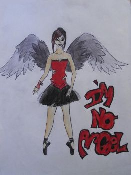 I'm no angel by awsome-stuff