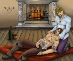 Safe in arms by Nifriel