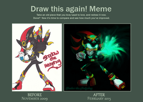 Draw This Again Meme 2015 by BeautifulEternalSun