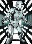 Star Wars meets Marvel - Iron Trooper by Robert-Shane