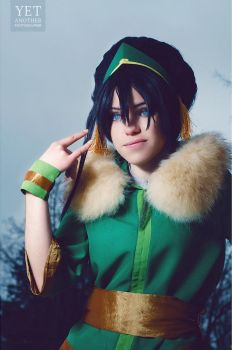Toph Bei Fong - Look At me by TophWei