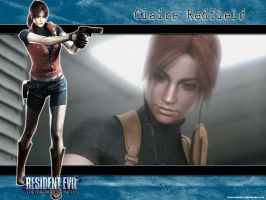 Claire Redfield Made In Heaven by Claire-Wesker1