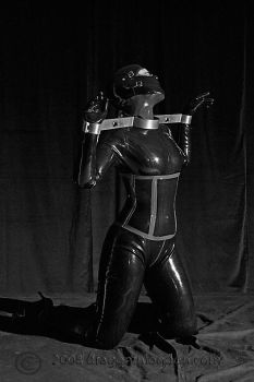 Fiona Fetish Restrained by dragoninlondon