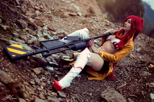 Yoko Littner (bounty hunter) [04] by HiniTsuburagi