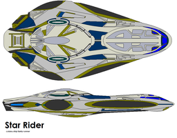 starrider class by bagera3005
