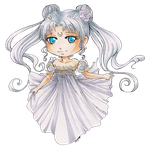 Chibi Princess Serenity by Ranefea