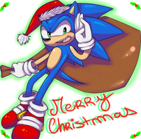 A Sonic Christmas by Murdx