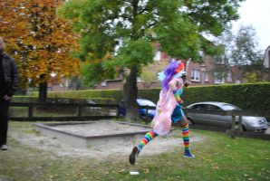 Rainbow Dash [Rainbow Factory] Cosplay 5 by Milchwoman