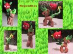 My Little Pony Nepenthes by noonetells
