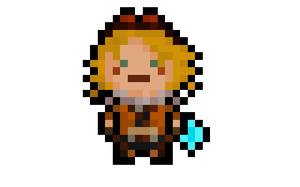 Ezreal, The Pixel Explorer by Pixel-League
