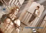 Arena 1 COVER - YaoiRevolution by Lehanan