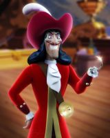Captain Hook by AEmiliusLives