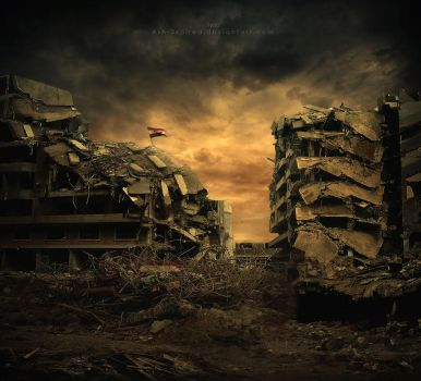 Syria Tribute .. by Ash-3xpired